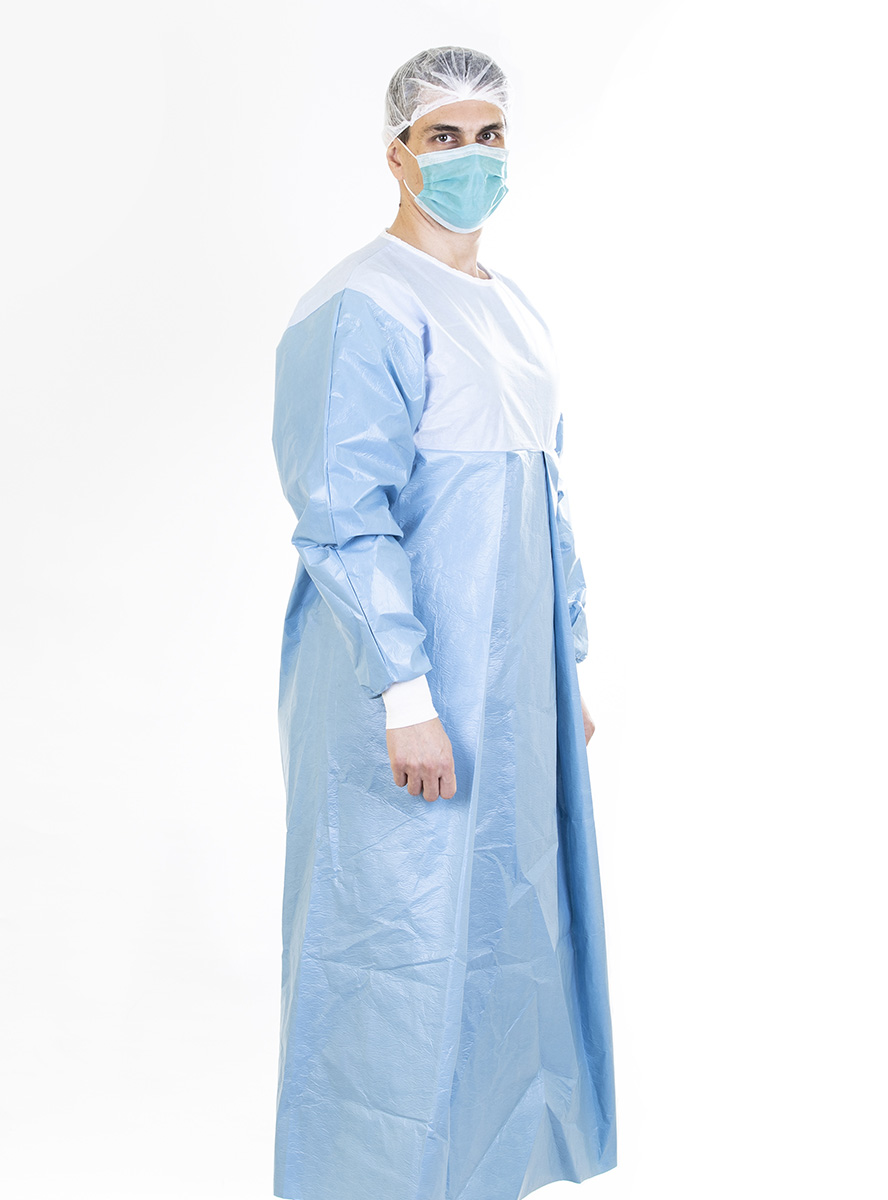 Urology Surgical Gown